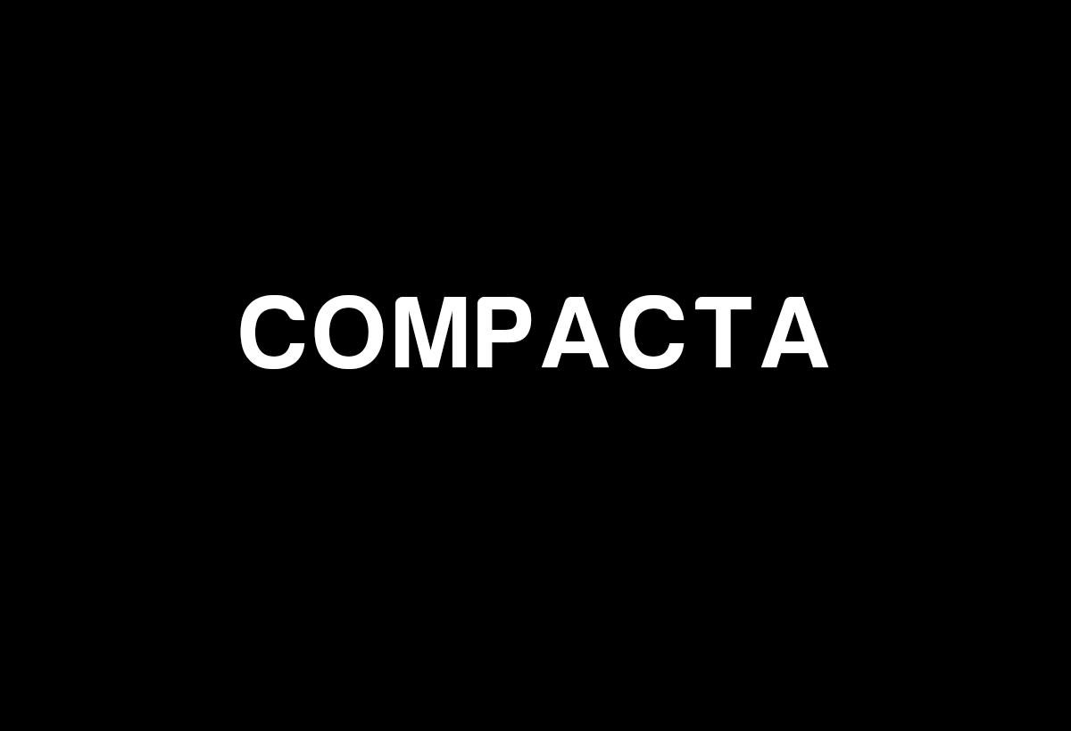COMPACTA